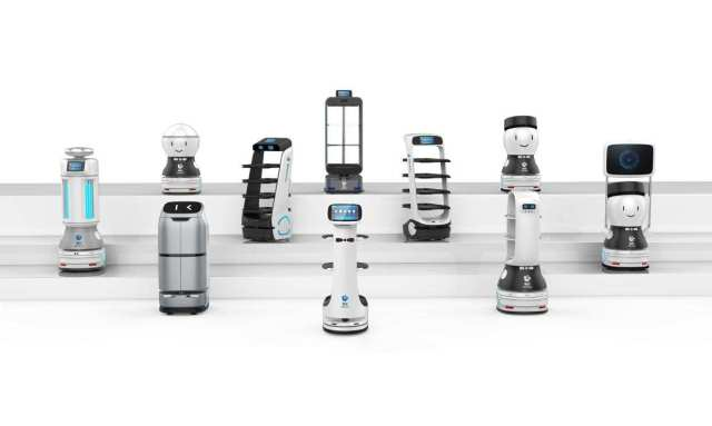 Keenon • SoftBank leads $200 million D round in Chinese service robot startup Keenon Funding, News, On the Cusp, Robots, Up and Comers