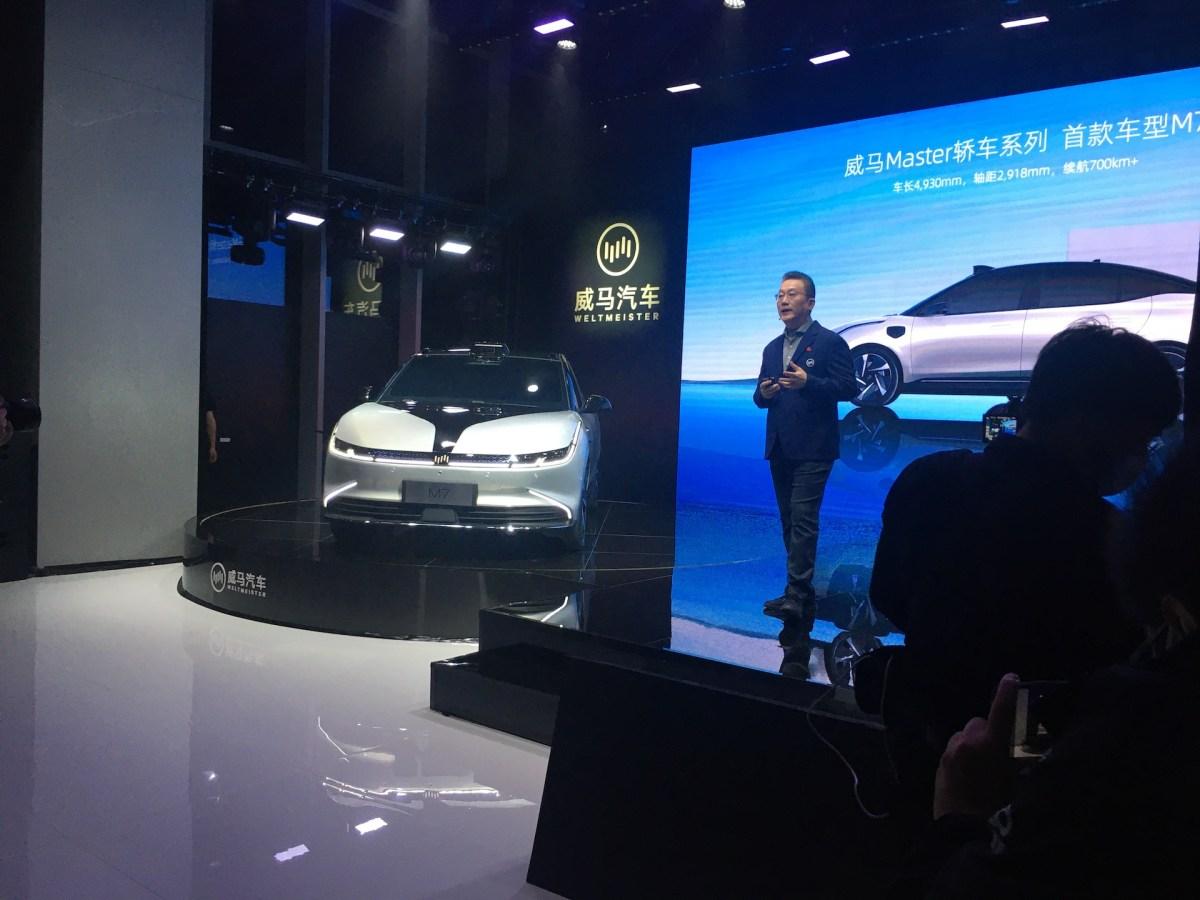 electric vehicles wm motor nio xpeng motor sedan mobility tesla china