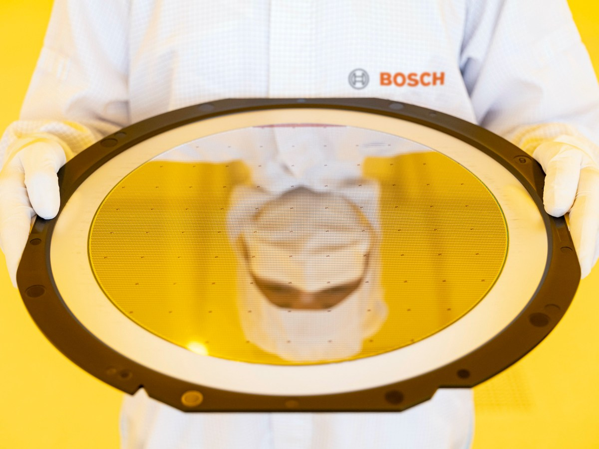 semiconductor chip shortage supply constraint bosch wafer fabrication plant