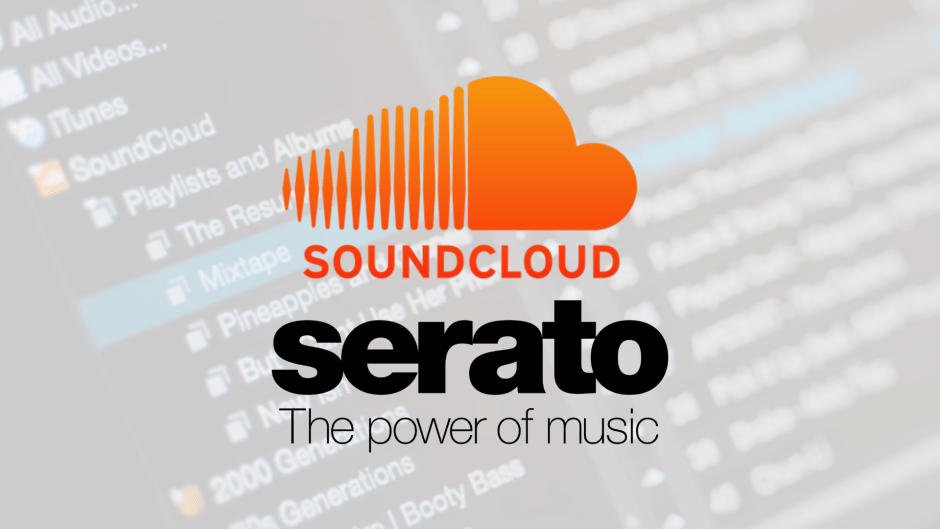 Soundcloud se integra con serato