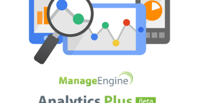 ManageEngine launches Analytics Plus