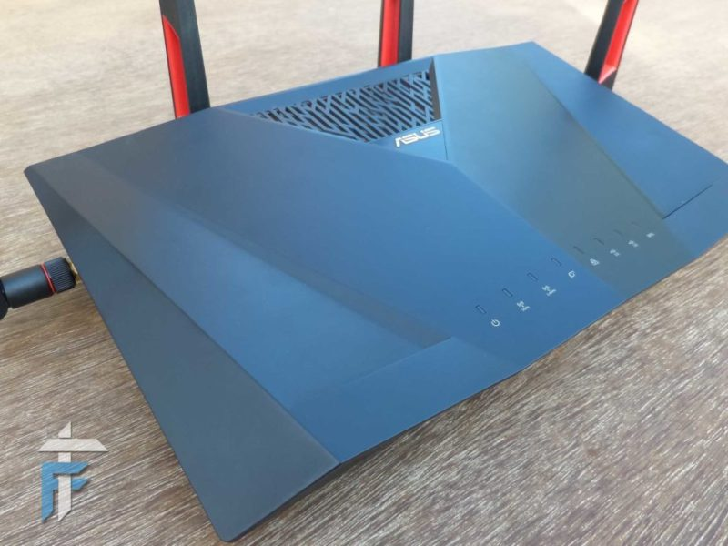 ASUS RT-AC88U router specifications and review