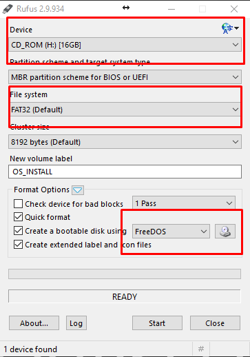 Guide: How to make USB bootable
