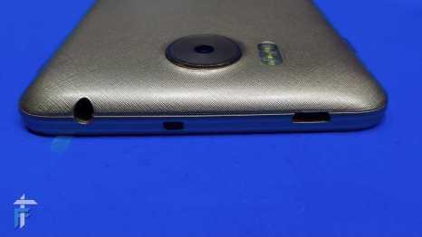 3.5mm audio jack, IR booster, Micro USB port