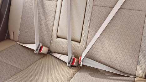 Seatbelt for everyone