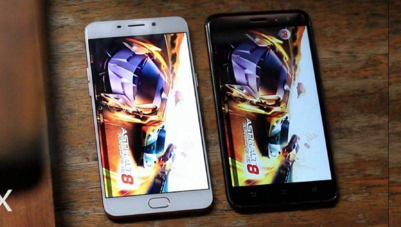 ASUS Zenfone 3 Max ZC553KL vs OPPO F1s