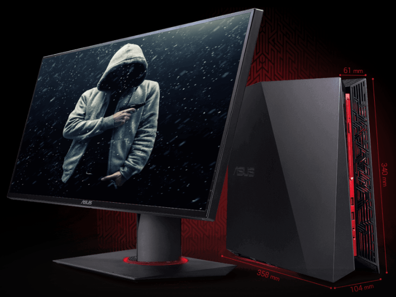 ASUS ROG G20CB : Specification and Review