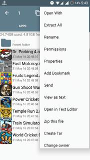 root explorer screenshot 3