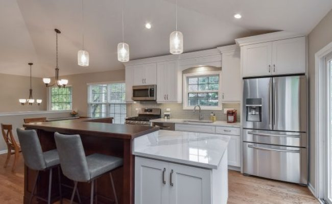 Using Color To Make A Small Kitchen Look Larger Techno Faq