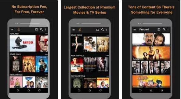 Image result for Tubi android app