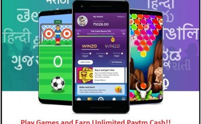 Play Easy Games To Earn Paytm Cash Techno Faq