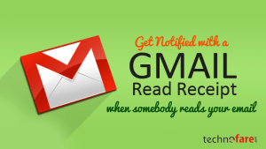 How to Get Email Read Receipt in Gmail?