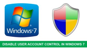 Disable UAC (User Account Control) in Windows 7 and Why should you not do it?