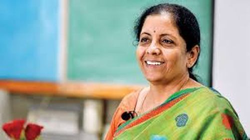 FM Nirmala Sitharaman Press briefing