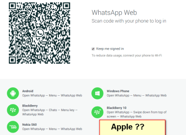 5 Things can't do with Whatsapp Web Browser