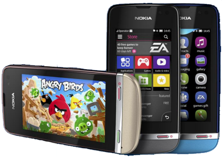 free touch games for nokia 5233
