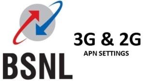 bsnl-3g-and-2g-apn-setting