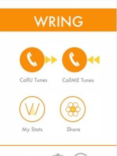 wring free caller tune app