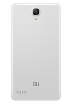 Xiaomi Redmi Note 4G back
