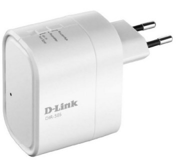 D-Link DIR-505 All-in-one Mobile Companion Router