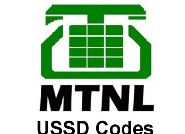 All MTNL USSD Codes List To Check Balance and 2G/3G Internet packs