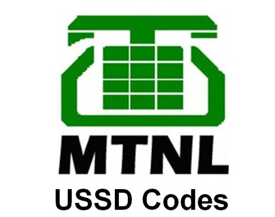 MTNL USSD Codes
