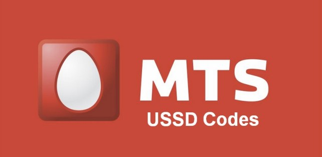 MTS Ussd codes