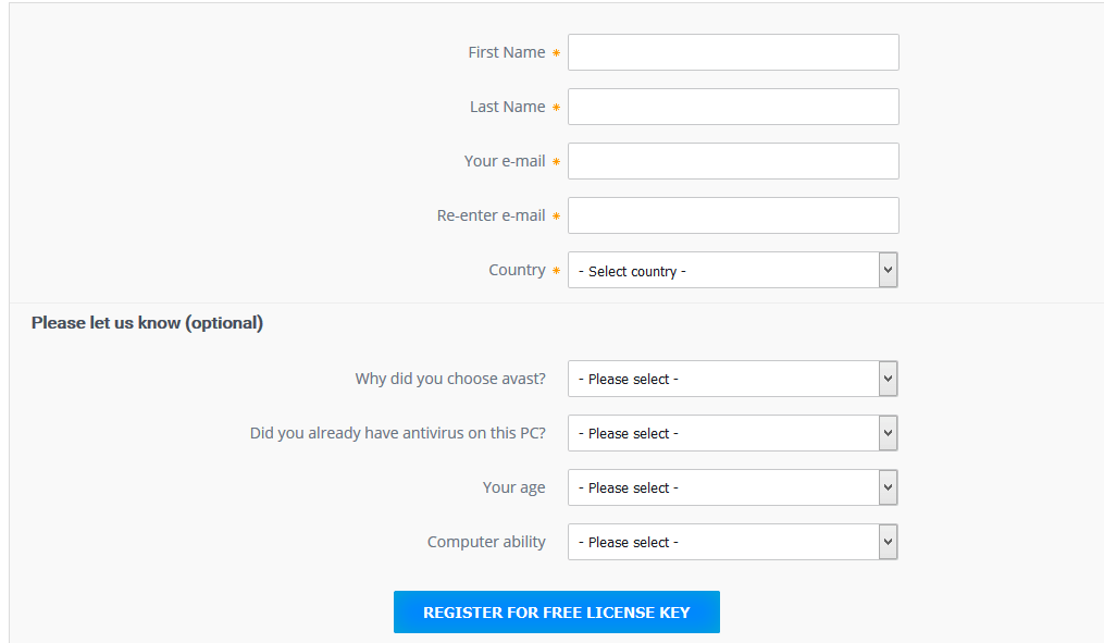 Download Avast Antivirus With Free License Key