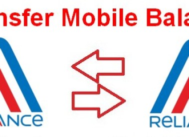 How to Transfer Mobile Balance from Reliance to Reliance