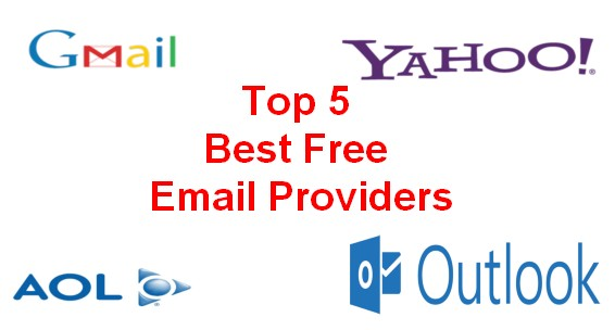 best free email providers like gmail
