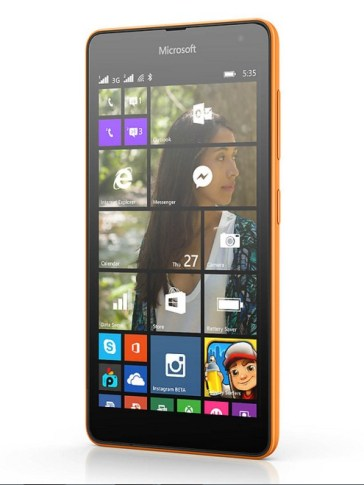 Microsoft Lumia 535 ( Dual SIM Phone )