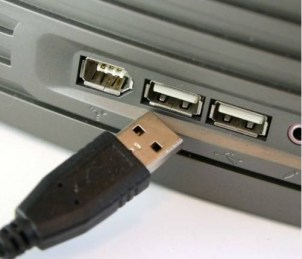Plug in your USB