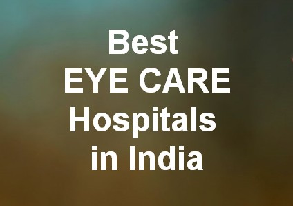 best eye hospitals in India