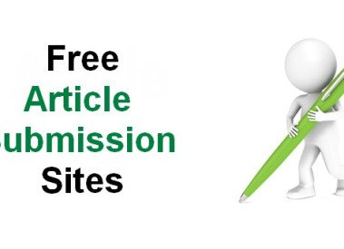 Free Article Submission Sites List 2017 (Top 27 Best)