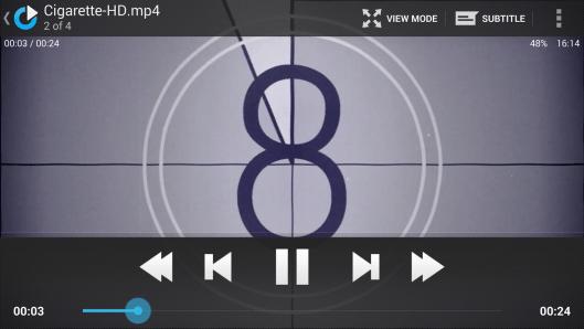 Mvideo Player