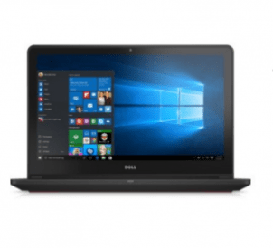 Dell Inspiron i7559 FHD Editing