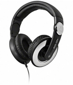 Sennheiser HD 205 || Closed Back around Over-Ear Stereo Headphones