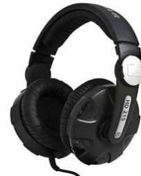 Sennheiser HD 215 || Closed Back Studio DJ Headphones