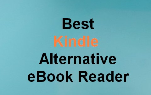 kindle alternative