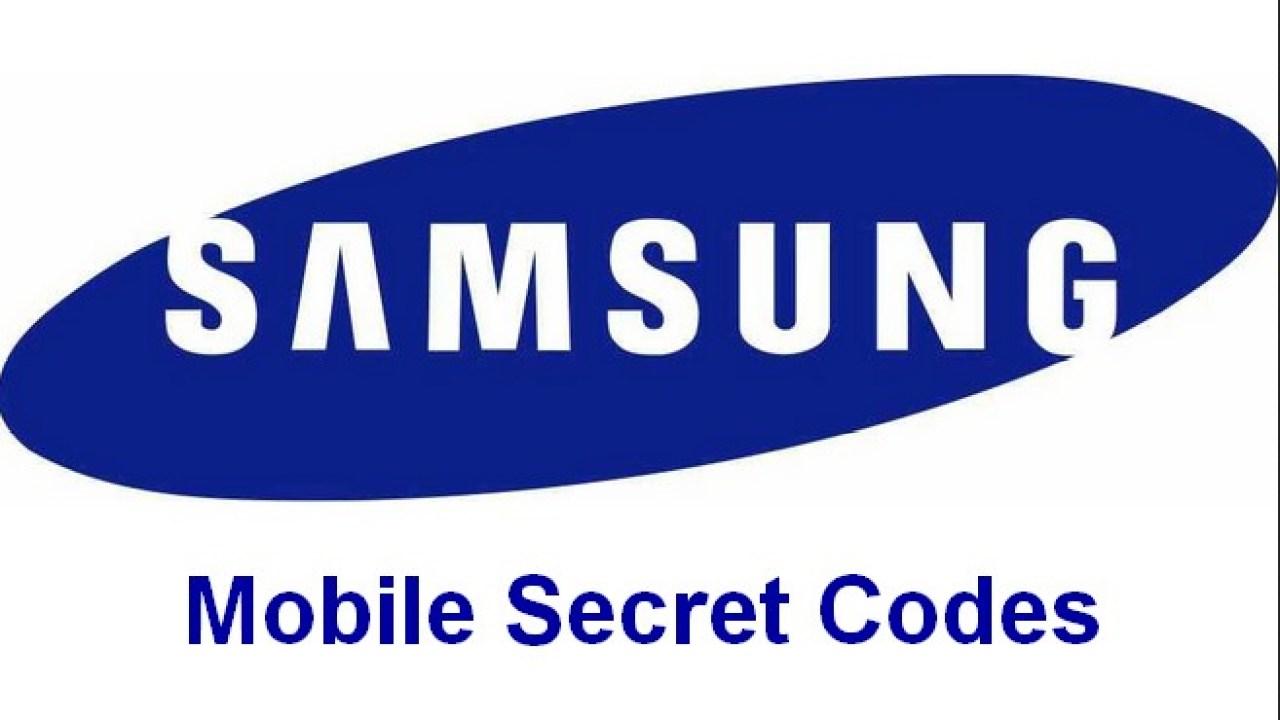 All Samsung Secret Codes List (Mobile Phones Tricks)