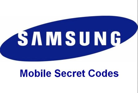 samsung mobile secret codes
