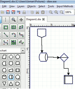 diagramly this tool is a perfect alternative of visio although the features that you will get here is even more attractive - Dia Visio Alternative
