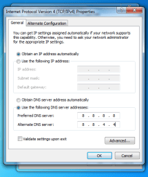 how to fix DNS Probe Finished No Internet