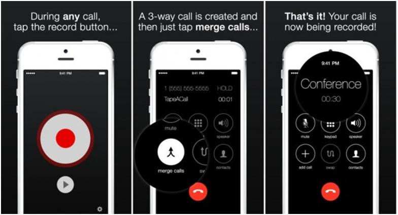 iphone recording app 5 best automatic call recorder apps for iphone 12178