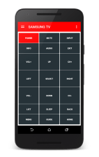 IR Universal Remote App
