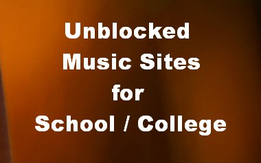 unblocked music sites