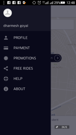 how to use uber promo code