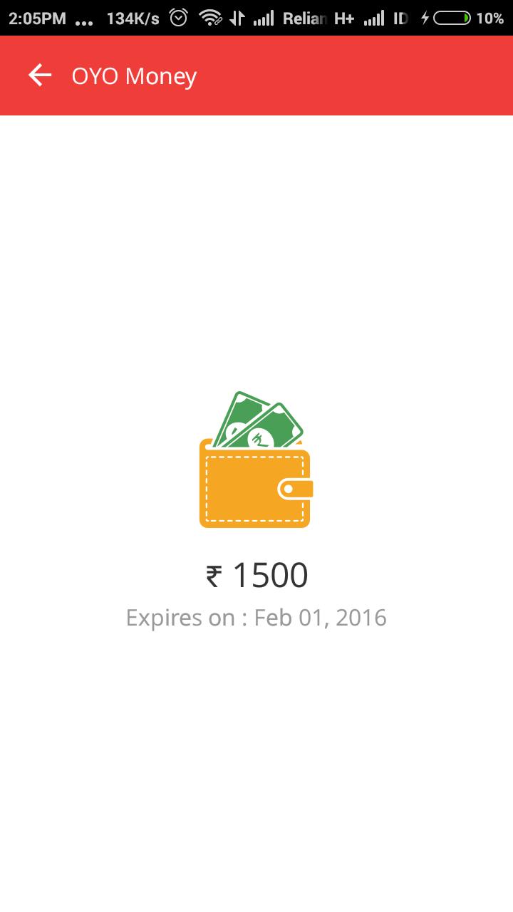 Oyo coupons
