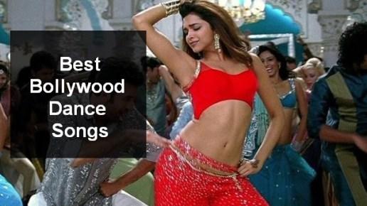 best bollywood dance songs list latest