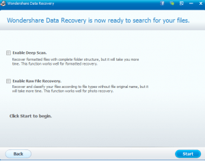 wondershare data recovery software for windows